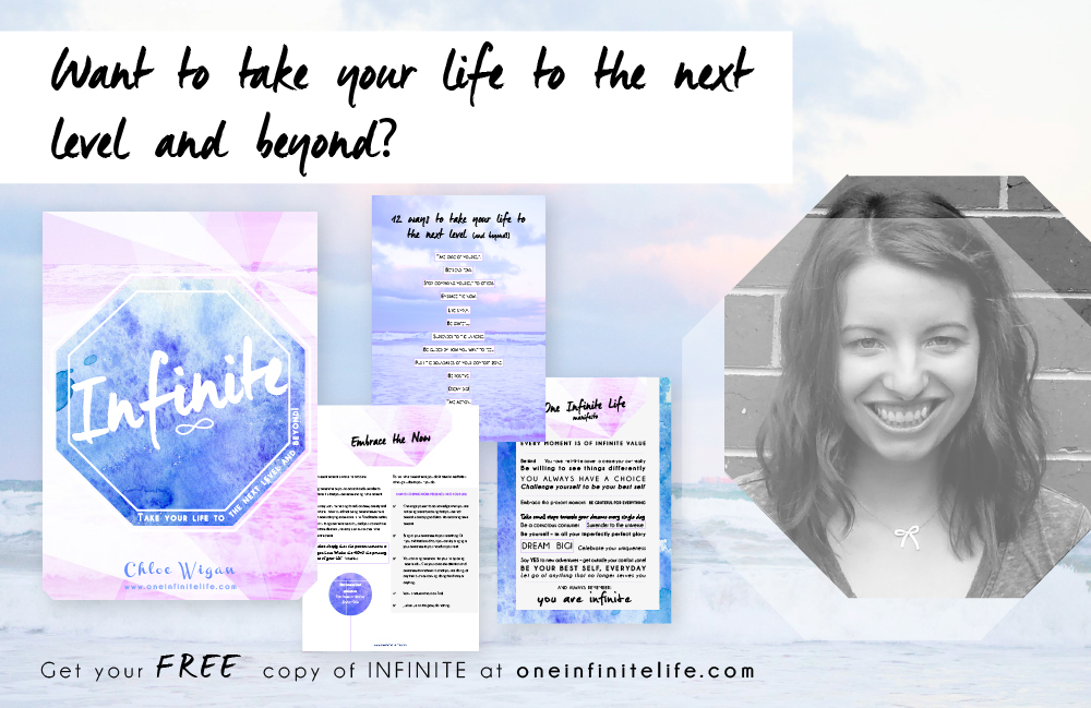 A behind-the-scenes glimpse at the creation of my free eBook 'Infinite: Take your life to the next level and beyond!' Including how and why the eBook came about, the lowdown on the creation and launch process, and more... www.oneinfinitelife.com/creating-an-ebook/