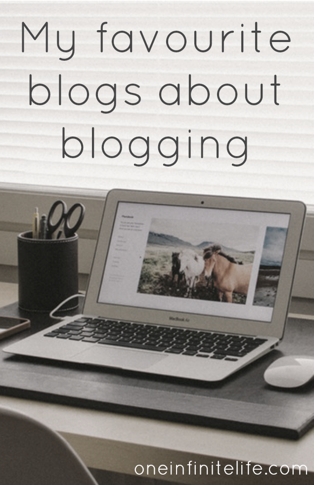 Blogs I'm Digging about blogging http://oneinfinitelife.com/blogs-im-digging-5/