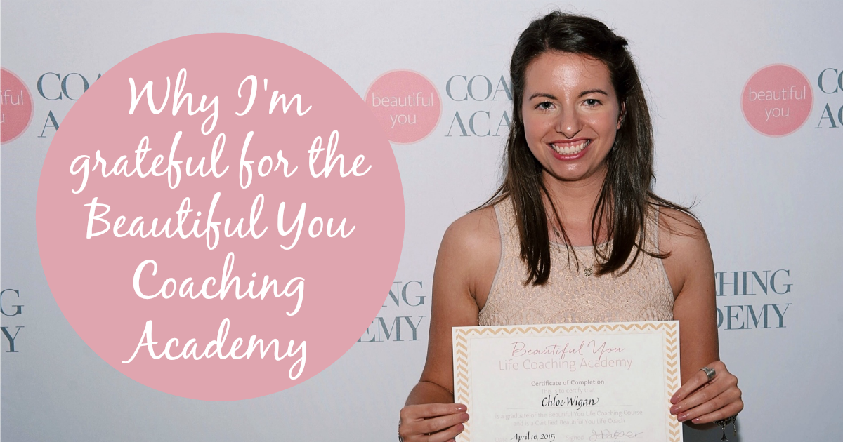 Why I'm grateful for the Beautiful You Coaching Academy http://oneinfinitelife.com/the-gratitude-diaries-8/