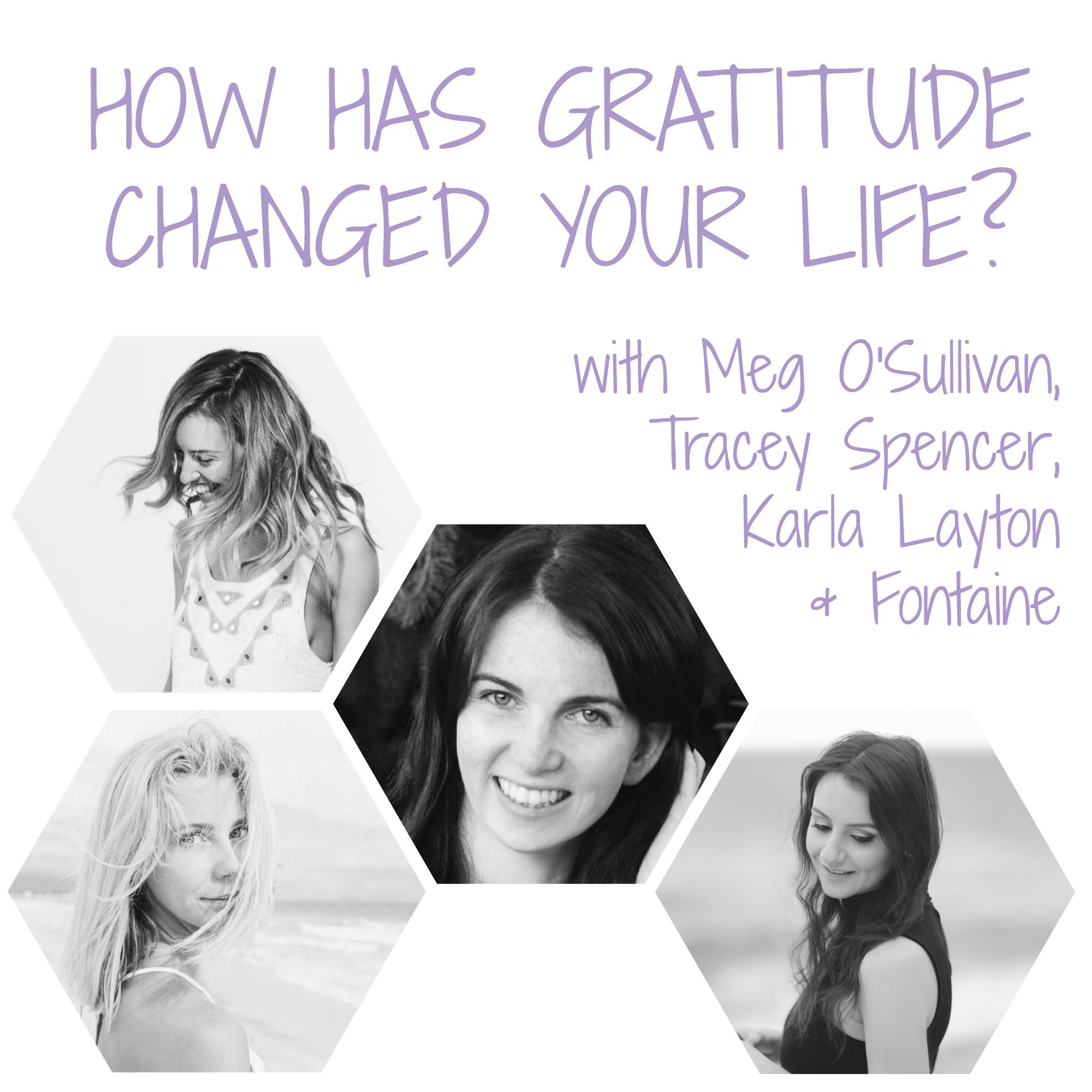 I've asked a few inspiring humans how gratitude has changed their lives, and this is what they said... http://oneinfinitelife.com/how-has-gratitude-changed-your-life-part-2/