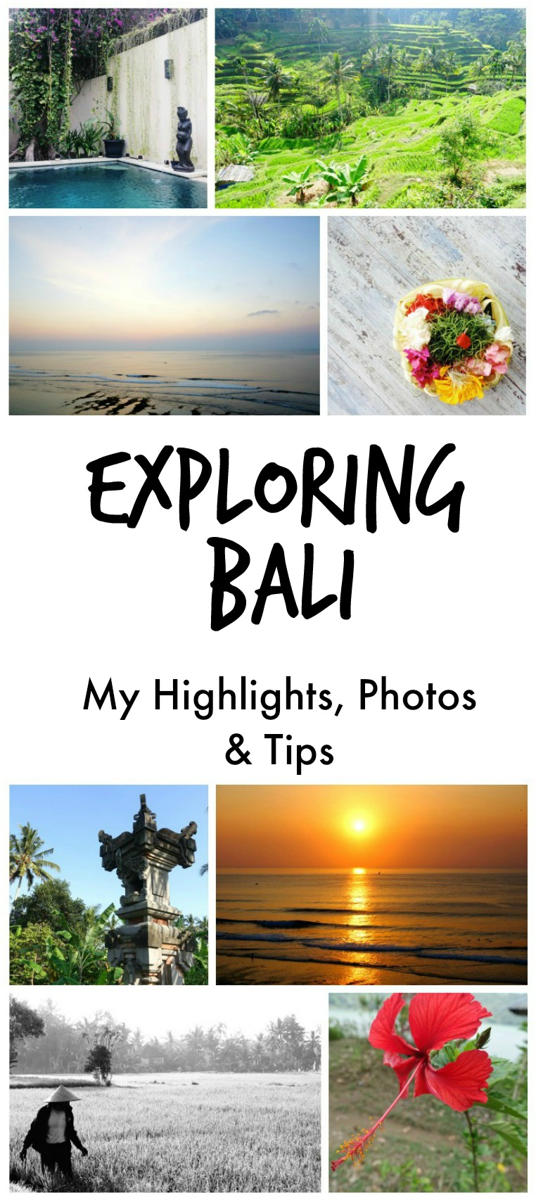 Keen to explore to Bali? Here are my best highlights, recommendations and travel tips http://oneinfinitelife.com/bali-travel-tips/