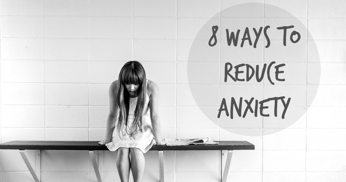 I have anxiety. And this is how I deal with it... http://oneinfinitelife.com/ways-to-reduce-anxiety/