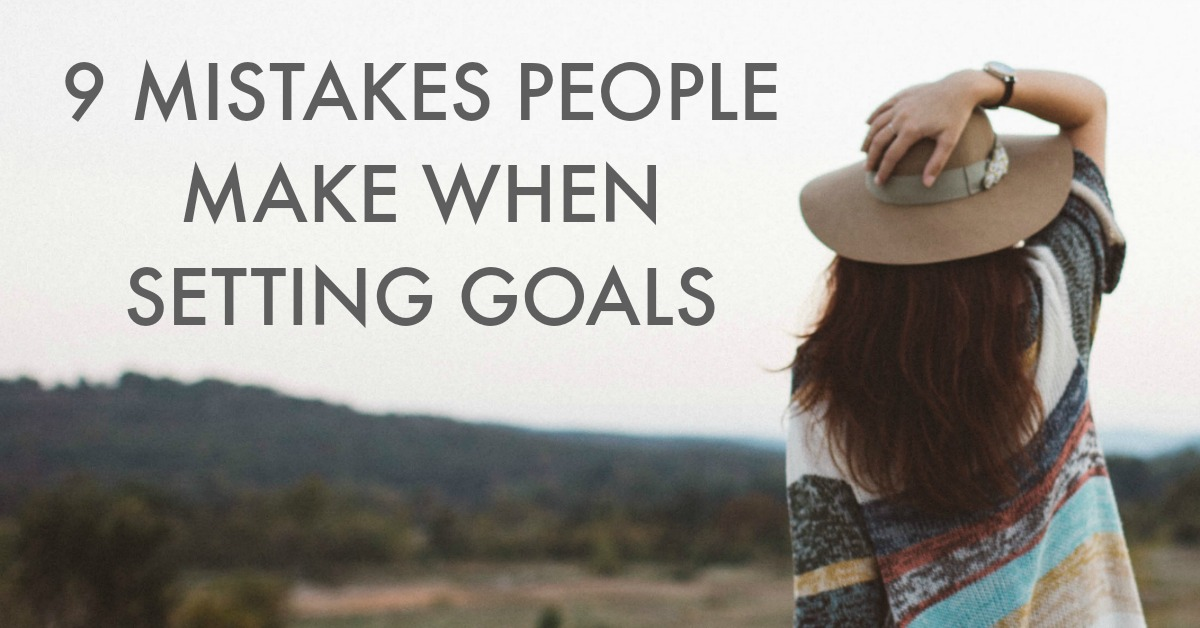 Do you want to set goals that serve and empowe you? Here's what NOT to do... http://oneinfinitelife.com/goal-setting-mistakes/