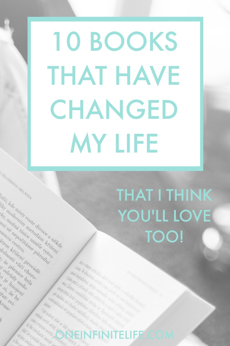 book changed my life essay