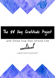 Want to join me for a mini gratitude photo challenge? Here's what you need to know... https://oneinfinitelife.com/gratitude-photo-challenge/ ‎