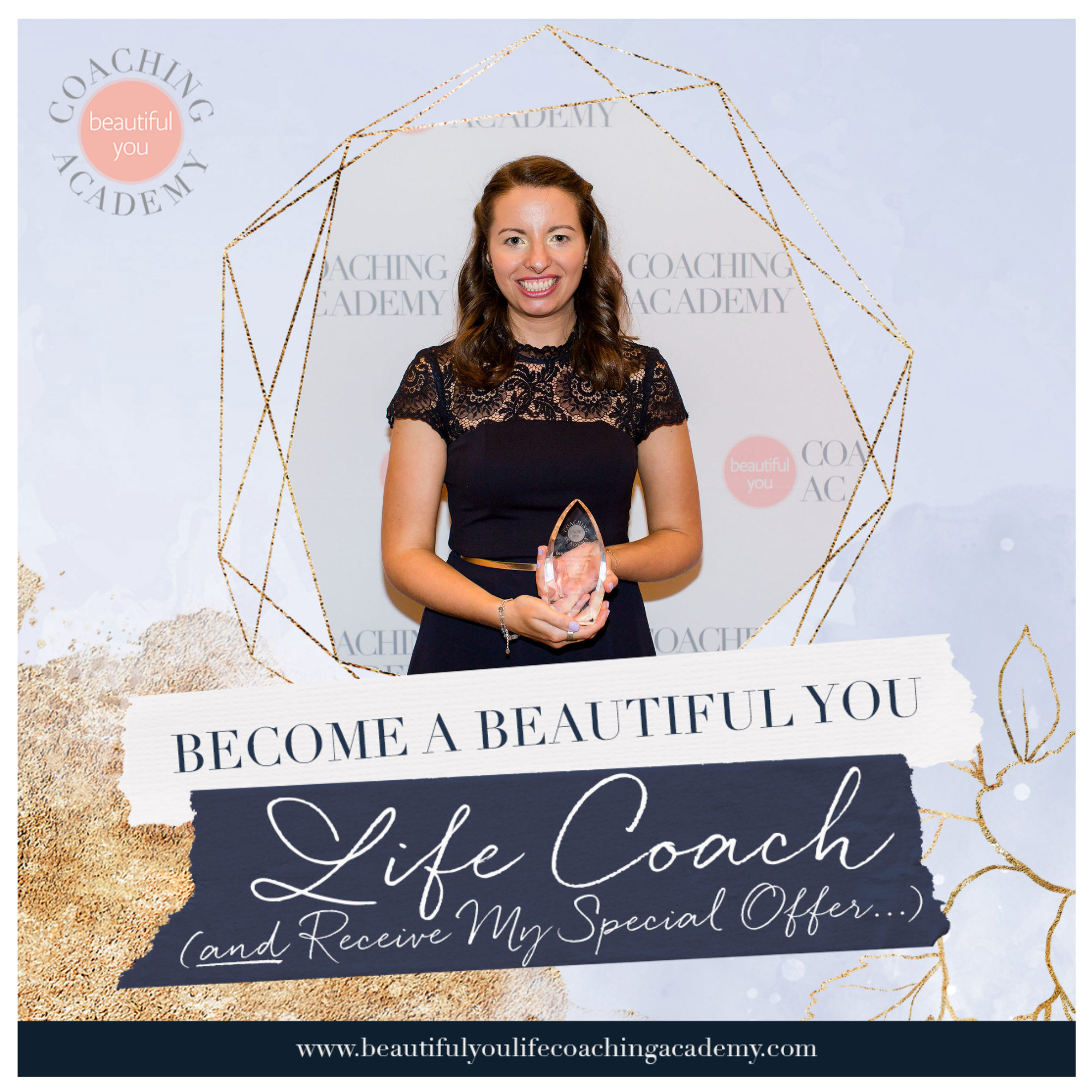 Become a Beautiful You life coach and receive my special offer https://oneinfinitelife.com/beautiful-you-coaching-academy/