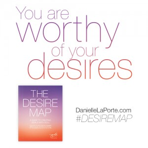 The Desire Map by Danielle LaPorte. This is REVOLUTIONARY and has actually changed my life. It's powerful, potent and super effective at helping you get to the core of how you really want to feel. I truly believe that your life will never be the same once you start living in alignment with how you want to feel — and this is an incredible guide to help you do that.