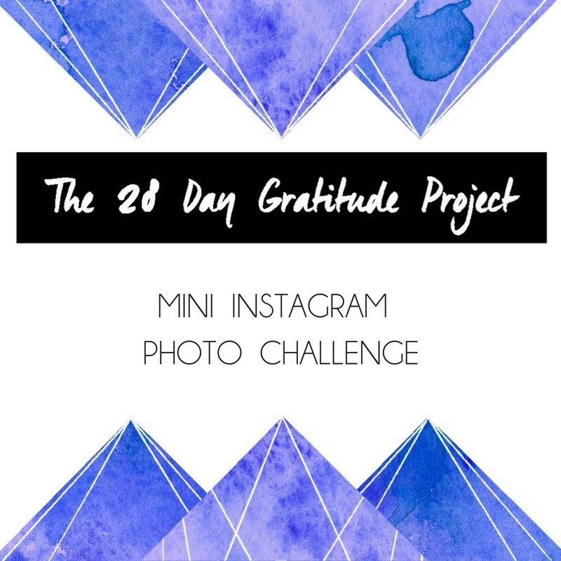Join us for a mini Instagram gratitude photo challenge >>> https://oneinfinitelife.com/gratitude-instagram-photo-challenge/