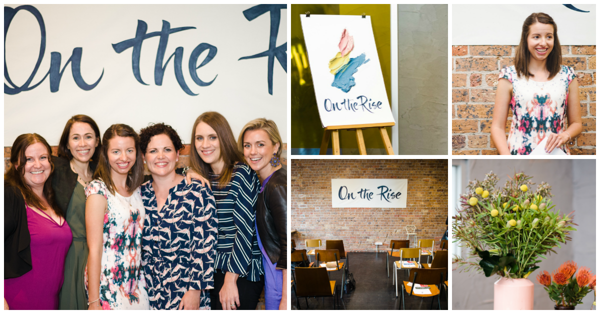 A wrap up (with photos and reflections) for the On The Rise Speaking Event on November 24th https://oneinfinitelife.com/on-the-rise-speaking-event/