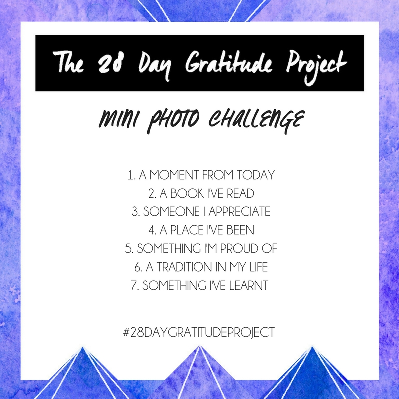 Want to join me for a mini gratitude photo challenge? Here's what you need to know... https://oneinfinitelife.com/gratitude-photo-challenge/ 
