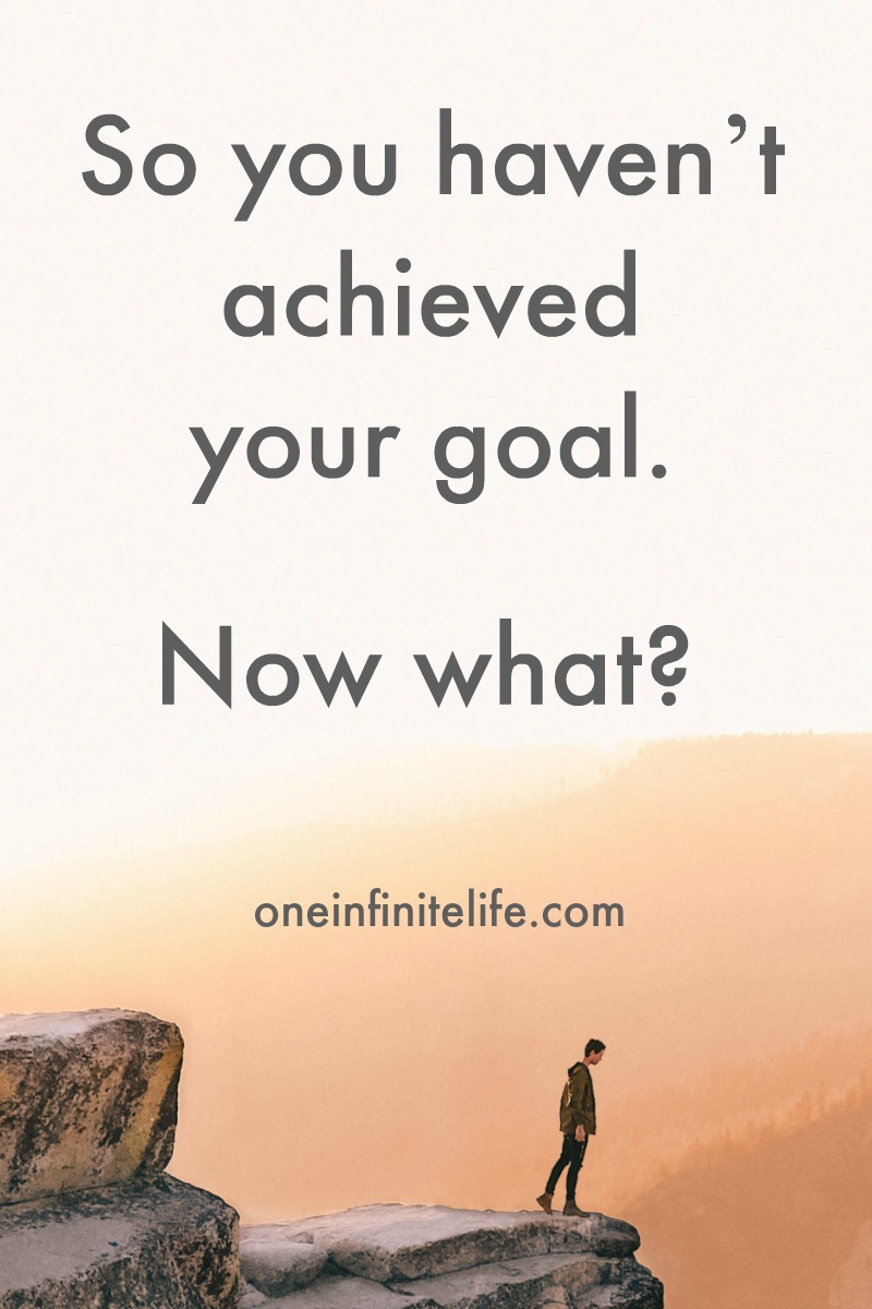 Have you ever gotten so discouraged that you haven't achieved what you wanted that you decided to give up working towards it all together? (I have — many times!) If you're currently feeling unmotivated with working towards what you want and you want to feel empowered to get back into action again — this is for you! https://oneinfinitelife.com/havent-achieved-your-goal/ ‎