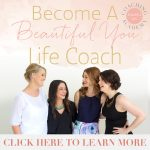 Beautiful You Life Coaching Course by Julie Parker. Training with the Beautiful You Coaching Academy actually changed my life. Doing this course has allowed me to support people, do the work and make the difference that I've always wanted to do. This course will teach you how to be a life coach and support people to create positive change in their lives, start your coaching business and you'll also go on the biggest personal development journey of your life! You can find out more about my experience this course and also how I can support you with your own coaching journey here.