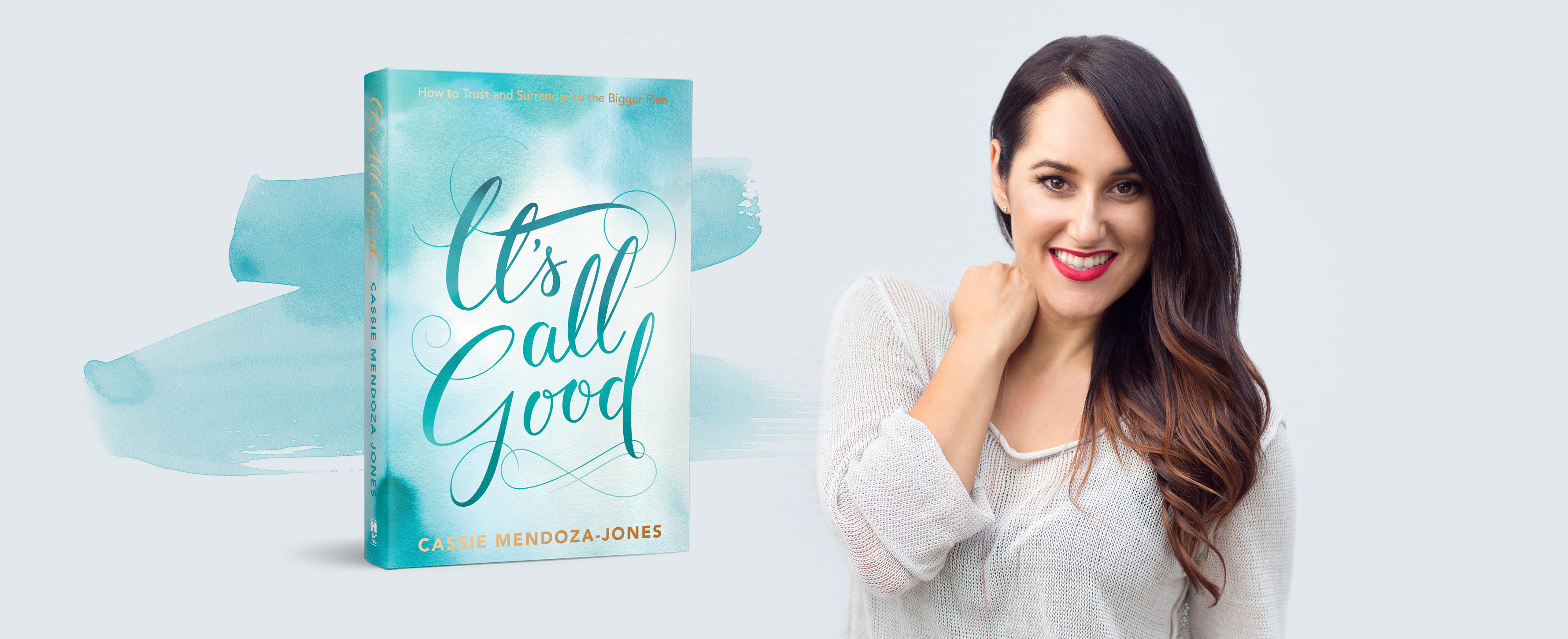 "Here are my biggest takeaways from ""It's All Good: How to Trust and Surrender to the Bigger Plan"" by Cassie Mendoza-Jones https://oneinfinitelife.com/its-all-good-by-cassie-mendoza-jones/"