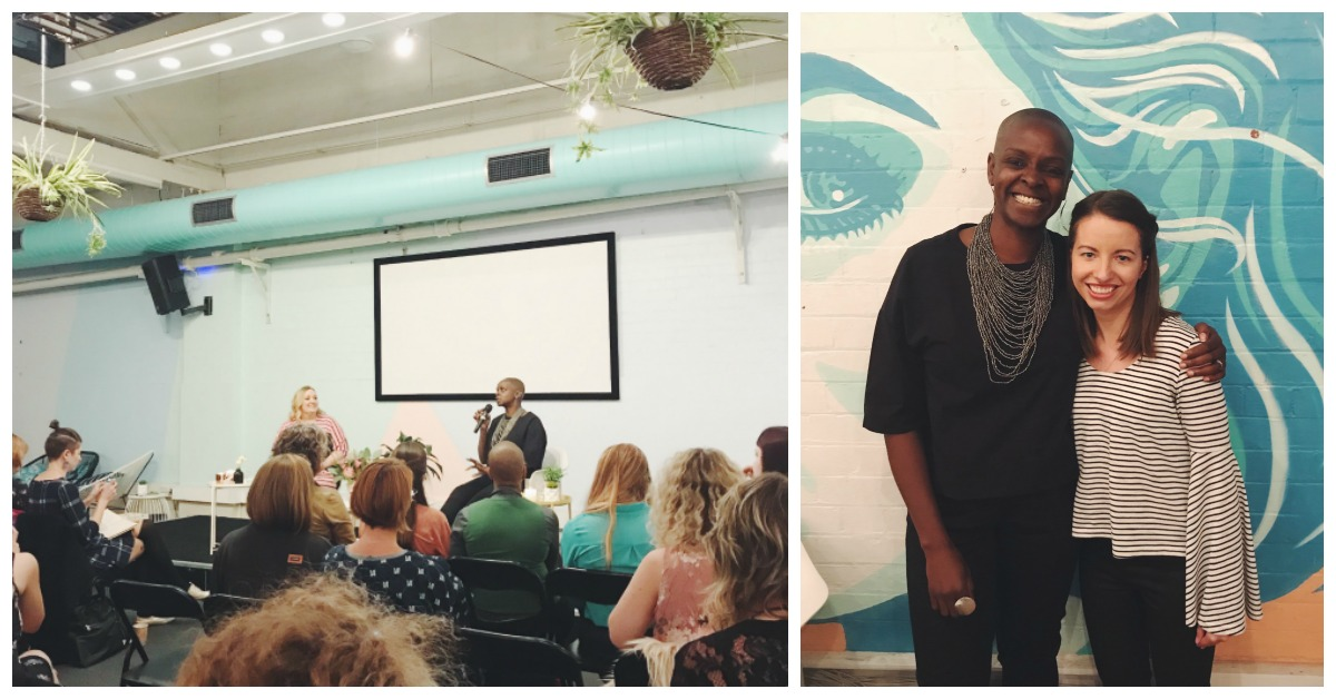 My reflections and takeaways from an inspiring evening at 'In Conversation with Kemi and Julie'