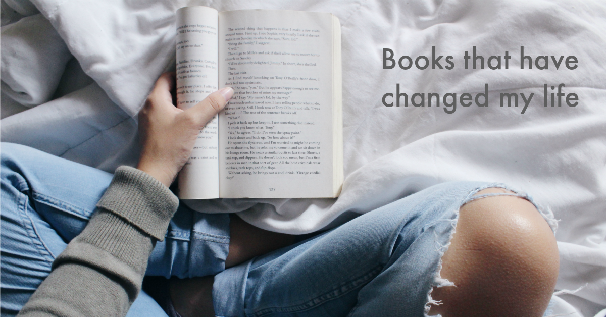 Books that have changed my life: Part 5